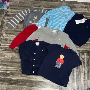 Baby polo Ralph Lauren bundle
